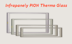 Infrapanely PION Thermo Glass
