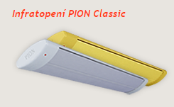 Infrapanely PION Classic