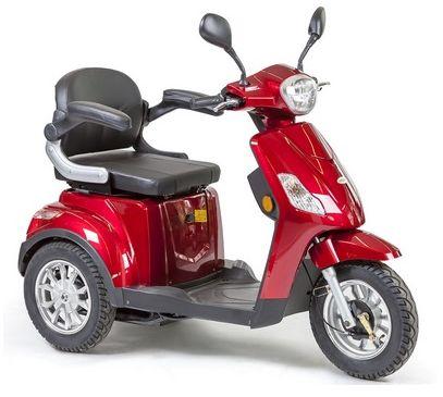 SELVO 3500.6 elektrický seniorský volnočasový vozík